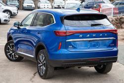 2021 Haval H6 Lux B01 Sapphire Blue