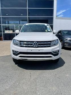2021 Volkswagen Amarok TDI550 Sportline 2H MY21 4X4 Constant Candy White