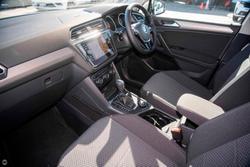 2021 Volkswagen Tiguan 132TSI Comfortline Allspace 5N MY21 Four Wheel Drive Pure White