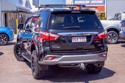 2018 Isuzu MU-X LS-T MY18 4X4 Dual Range Black