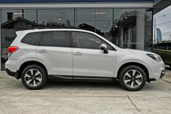 2017 Subaru Forester 2.5i-L S4 MY17 AWD Crystal White