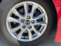 2018 Mazda 3 Touring BN Series Red
