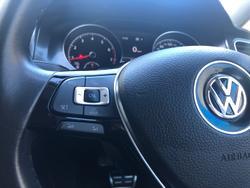 2018 Volkswagen Golf Alltrack 132TSI 7.5 MY18 Four Wheel Drive Pure White