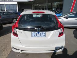 2019 Honda Jazz VTi GF MY19 White