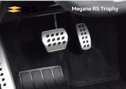 2021 Renault Megane R.S. Trophy BFB White
