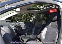 2017 Renault Captur Intens J87 White