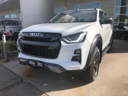 2021 Isuzu D-MAX X-TERRAIN MY21 4X4 Dual Range White