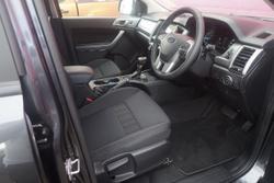 2021 Ford Ranger XLT PX MkIII MY21.25 4X4 Dual Range Grey