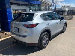 2018 Mazda CX-5 Touring KF Series AWD Silver