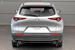 2021 Mazda CX-30 G20 Touring DM Series Silver