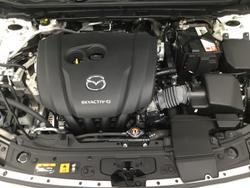2019 Mazda 3 G25 GT BP Series White