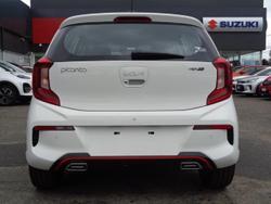 2021 Kia Picanto GT-Line JA MY22 White