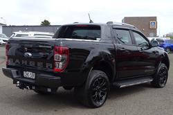 2020 Ford Ranger Wildtrak PX MkIII MY20.75 4X4 Dual Range Shadow Black