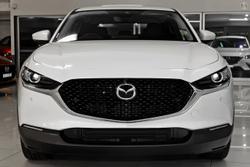 2021 Mazda CX-30 G25 Touring DM Series White