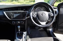 2014 Toyota Corolla Ascent Sport ZRE182R Black
