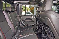 2021 Jeep Gladiator Rubicon JT MY21 V2 4X4 On Demand Sting Grey