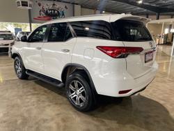 2017 Toyota Fortuner GXL GUN156R 4X4 Dual Range Glacier White