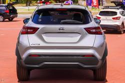 2020 Nissan JUKE Ti F16 Platinum