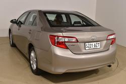 2013 Toyota Camry Altise ASV50R Magnetic Bronze