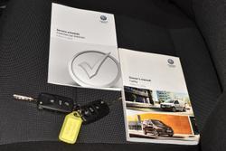 2017 Volkswagen Caddy TDI250 2KN MY17.5 Candy White