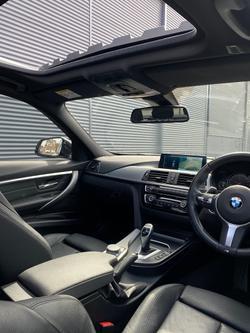 2018 BMW 3 Series 330i M Sport F30 LCI Alpine White