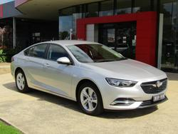 2019 Holden Commodore LT ZB MY20 Nitrate Silver