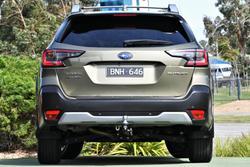 2021 Subaru Outback AWD Touring 6GEN MY21 AWD Autumn Green