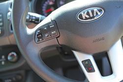 2014 Kia Sportage Si SL Series II MY13 Black