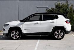 2021 Jeep Compass Launch Edition M6 MY21 Drive Type: Bright White