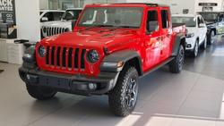2021 Jeep Gladiator Rubicon JT MY21 V2 4X4 On Demand Drive Type: Firecracker Red