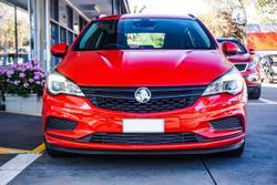 2018 Holden Astra LS+ BK MY18 Red