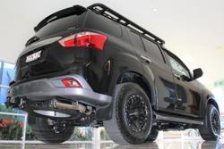 2017 Isuzu MU-X LS-T MY17 4X4 Dual Range Black