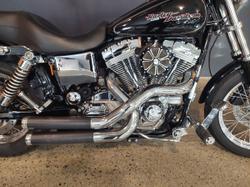 2005 Harley-davidson FXDC DYNA SUPER GLIDE CUSTOM BLACK