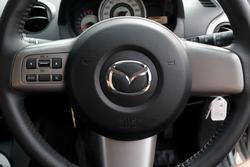 2009 Mazda 2 Genki DE Series 1 Aluminium