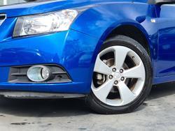 2010 Holden Cruze CDX JG Moroccan Blue