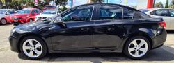 2015 Holden Cruze SRi-V JH Series II MY15 Black