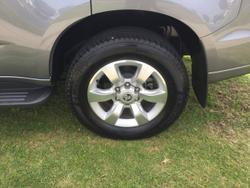 2014 Holden Colorado 7 LTZ RG MY15 4X4 Dual Range Grey