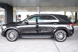 2019 Mercedes-Benz GLE-Class GLE300 d V167 Four Wheel Drive Obsidian Black