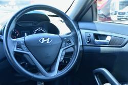 2016 Hyundai Veloster SR Turbo FS4 Series II Red