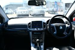 2015 Holden Captiva LTZ CG MY16 AWD Red
