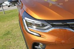 2021 Renault Captur Intens XJB Orange