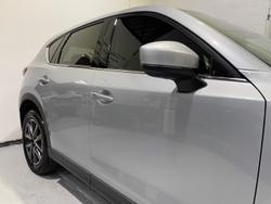 2017 Mazda CX-5 Akera KF Series AWD Sonic Silver
