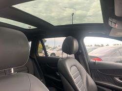 2017 Mercedes-Benz GLC-Class GLC250 X253 Four Wheel Drive Cavansite Blue