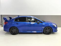 2016 Subaru WRX STI V1 MY17 AWD Blue