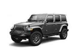 2021 Jeep Wrangler Unlimited 80th Anniversary JL MY21 4X4 Dual Range Drive Type: Granite Crystal