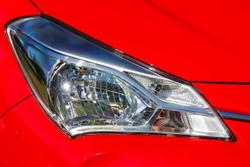 2017 Toyota Yaris Ascent NCP130R Red