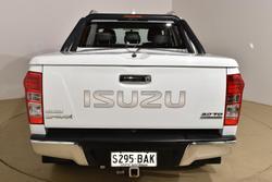 2014 Isuzu D-MAX LS-Terrain MY14 4X4 Dual Range Splash White