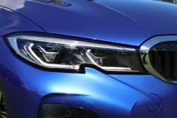 2021 BMW 3 Series 320i M Sport G20 Blue