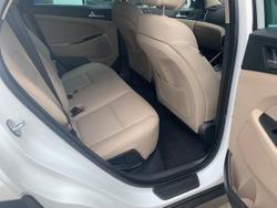 2017 Hyundai Tucson Highlander TLe MY17 AWD White