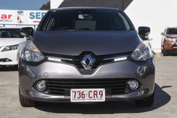2015 Renault Clio Expression IV B98 Grey